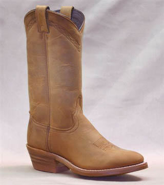 Abilene Shoes and Boots--Men's Western Cowboy